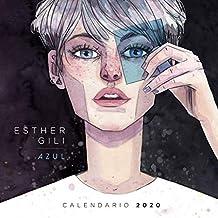 Azul. Calendario