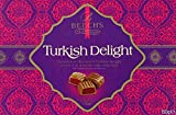 Rose flavoured Turkish Delight covered in Milk Chocolate
