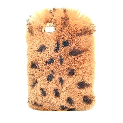 iPhone 7 Plus Hülle, iPhone 7 Plus Schutzhülle, Vandot 3D Diamant Schutzhülle iPhone 7 Plus Case Cover Bogen Rhinestone Bling Kristall Shining Handmade Handgefertigt Handyhülle Transparent TPU Silikon Leopard Gelb