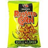 NC Snacks - Maïs grillé - au piment et citron - lot de 2 sachets de 140 g