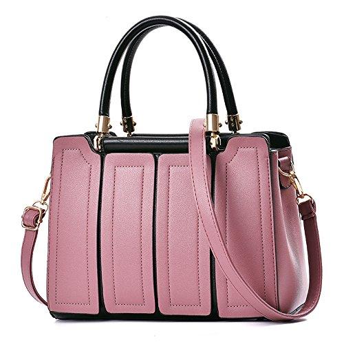 Meoaeo Nuova Borsa Di Moda Per Donne In Autunno E In Inverno Claret Lilac colour