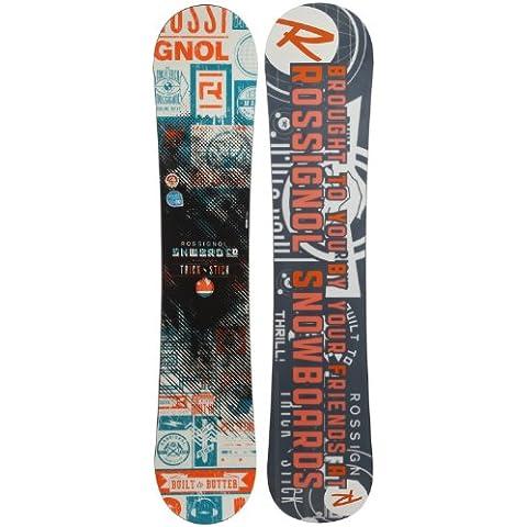 Rossignol Trickstick CYT Amptek Midwide Snowboard 151 by Rossignol