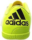 adidas Performance X 15 4 IN J Gelb Junior Kinder Indoor Fussball Schuhe Neu -