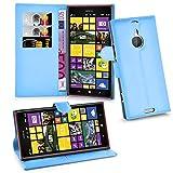 Nokia Lumia 1520 Hülle in BLAU von Cadorabo - Handy-Hülle