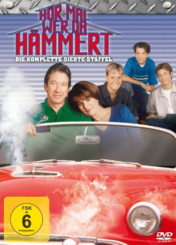 Home Improvement: Season 7 (EU-Import / Region 2) (English audio) by Tim Allen (Dvd Home Improvement)