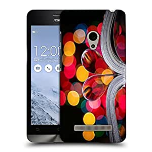 Snoogg Book Heart Designer Protective Back Case Cover For ASUS ZENFONE 6