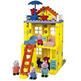 Peppa Pig - The New House building game (Simba 6063439)