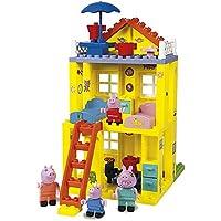 Peppa Pig - La Nueva Casa, juego de construcción (Simba 6063439)