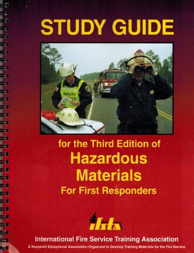 Study Guide for Third Edition of Hazardous Materials for First Responders by Ifsta Committee (2007-06-02)