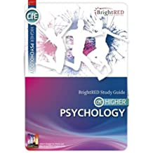 CfE Higher Psychology (Bright Red Study Guide)