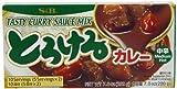S and B Torokeru Curry Medium Hot 200 g (Pack of 2)