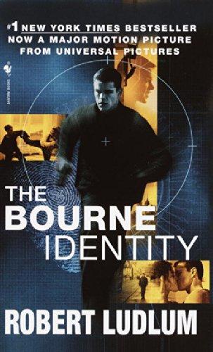 The Bourne Identity (Bourne Trilogy No.1)