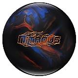 Columbia 300Nitrous Boule de Bowling, 029744072999, Black/Blue/Bronze, 14 LB
