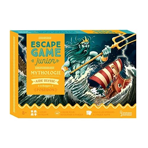 Escape Game Junior - Mythologie