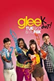 Glee Poster TV S (11 x 17 Inches - 28cm x 44cm) Dianna Agron Chris Colfer Jessalyn Gilsig Jane Lynch Jayma Mays Kevin McHale