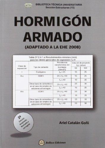 Hormigon armado - (adaptado a la ehe 2008) (2ª ed.)