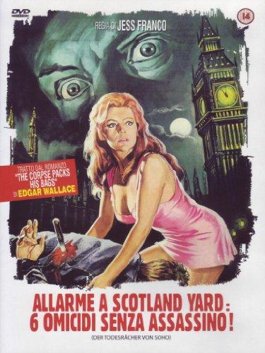 Allarme a Scotland Yard: 6 omicidi senza assassino! [IT Import]