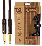 TGI TG320 6 m Câble Jack pour Guitare - 6m