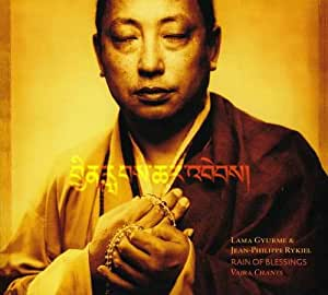 Rain of Blessings:Vajra Chant [Import USA]