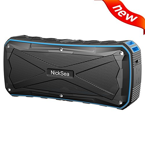 Nicksea Altavoz Bluetooth Inalámbrico S618lan-ES