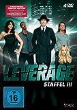 Leverage - Staffel III [4 DVDs]