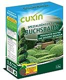 Cuxin Spezialdünger für Buchsbaum, 1,5 kg
