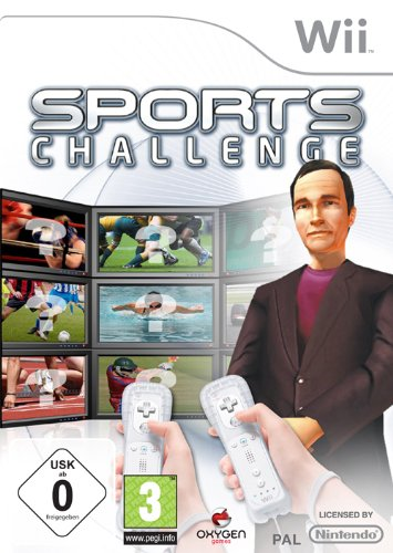 Sports Challenge - [Nintendo Wii]