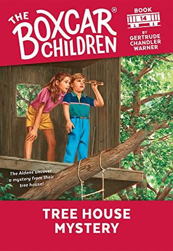 Tree House Mystery (Boxcar Children Mysteries, Band 14)