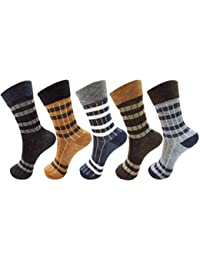 RC. ROYAL CLASS SOFT WOOLEN BLEND MULTICOLORED SOCKS FOR BOYS & GIRLS PACK OF 5 (age group 1 - 9 years)