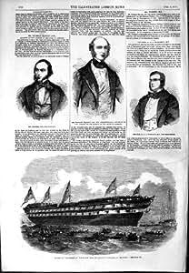 hannibal lieferung 1854 deptford hankey warner ponsonby. Black Bedroom Furniture Sets. Home Design Ideas