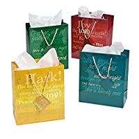 Medium Religious Hymn Gift Bags by adventure's bag preisvergleich bei billige-tabletten.eu