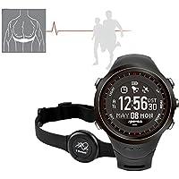 MaMaison007 Bussola GPS Sport Watch navigazione frequenza cardiaca Monitor