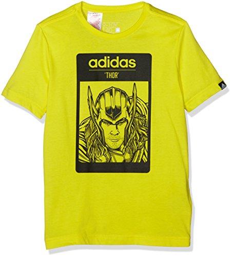 adidas Marvel Thor t-Shirt pour garçon 104 cm
