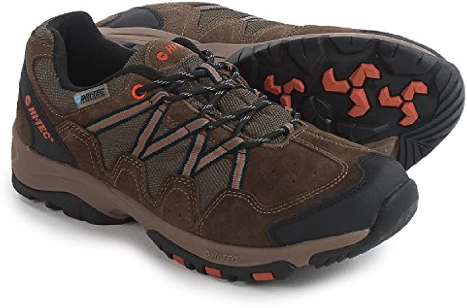 DEPORTIVO HI-TEC DEXTER LOW WP MARRON 41