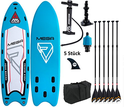 Marina MEGA 18.1 iSUP Sup Stand Up Paddle Board bis 650… | 04211058186974