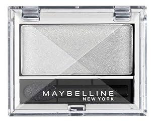 Maybelline 01 Snow White Eyestudio Mono Eyeshadow by Maybelline