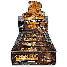 12 x Carb Killa Bar 60 g Bronie con caramelo