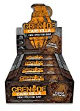 Grenade Carb Killa High Protein And Low Carb Barre Nutritive Fudge Brownie 12 x 60 g...