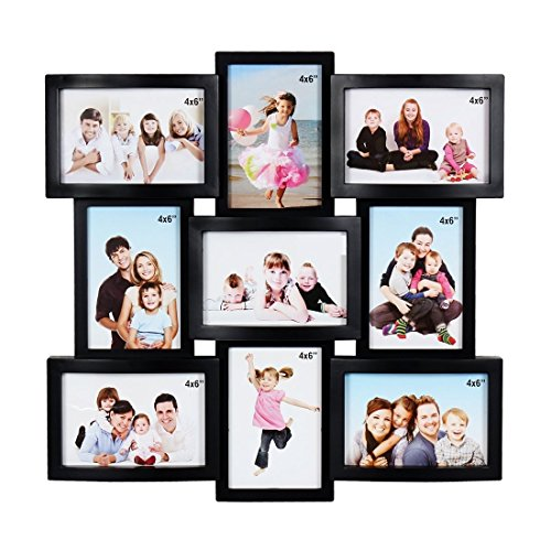 JaipurCrafts Premium Collage Photo Frame (Photo Size - 4 x...