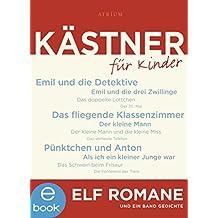 Kästner für Kinder (German Edition)