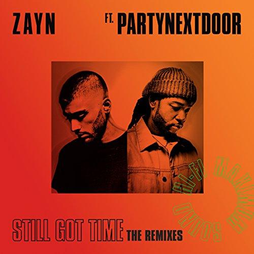 Still Got Time (The Remixes)