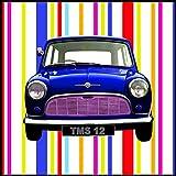 Wink design, Dusiburg, Print, Madera, multicolor