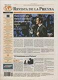 Image of Revista de la Prensa [Jahresabo]