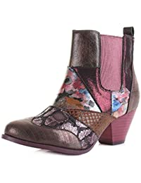 Poetic Licence by Irregular Choice Women s Chelsea Patch Ankle Boots 083083d8a