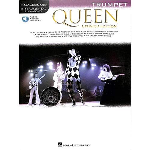 Queen - Instrumental Play-Along Trumpet - Trompete Noten [Musiknoten]