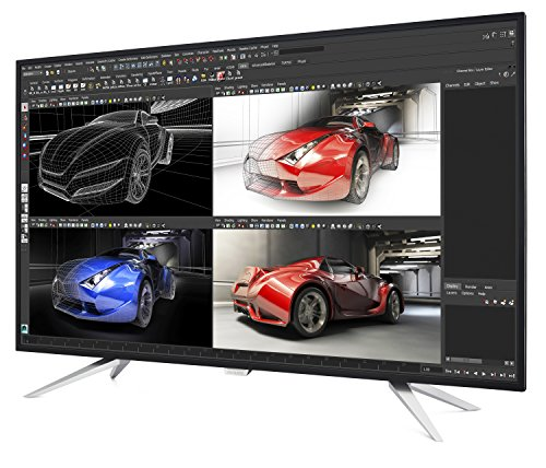 Philips BDM4350UC 00 43 Inch Brilliance 4K particularly HD LCD monitor Monitor Black Products