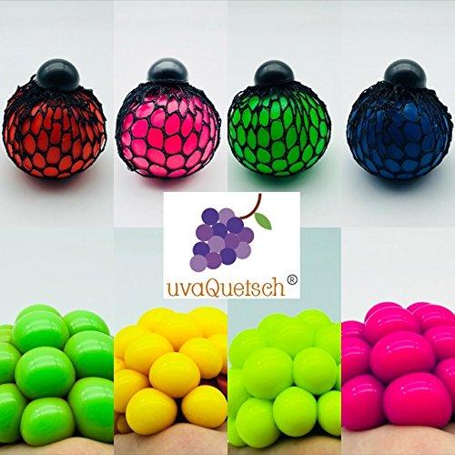 UvaQuetsch ® NEU 2018! +++ 1 Quetschball inkl. Geschenkbox +++ NEU 2018!