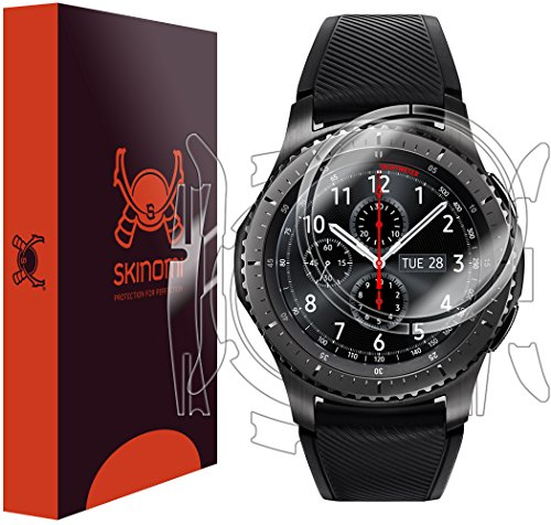 samsung-gear-s3-frontier-screen-protector-full-body-sm-r76046mm-skinomi-techskin-full-coverage-skin-