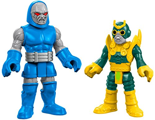 Fisher-Price DC Super Friends Imaginext Darkseid & Minion Action Figure
