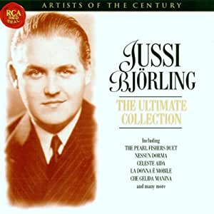 Récital Jussi Björling (The Ultimate Collection)